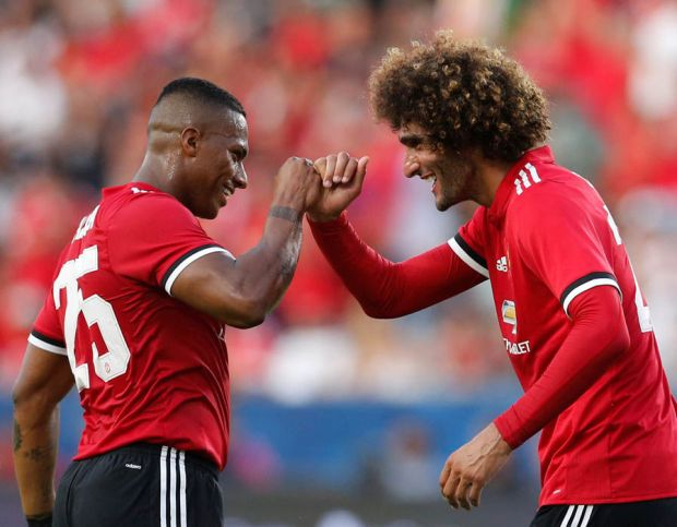 Manchester United player ratings LA Galaxy