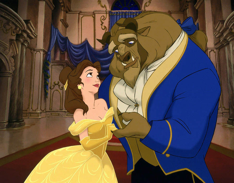 """Beauty and the Beast - Belle: '""""It's not until you lose everything that you truly appreciate everything'"""