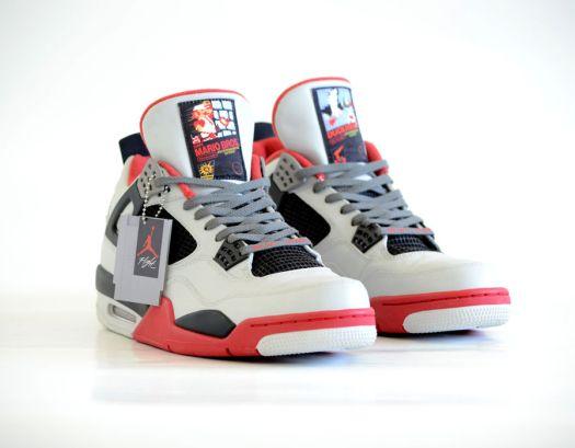 "The new Jordan ""NES"" IV"