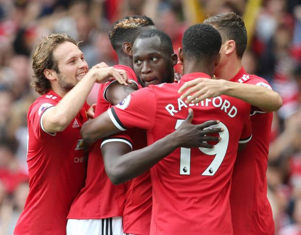 Manchester United player ratings West Ham United