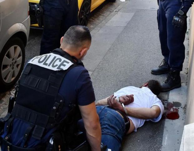 At least 7 injured after being attacked by man 'shouting Allahu Akbar'