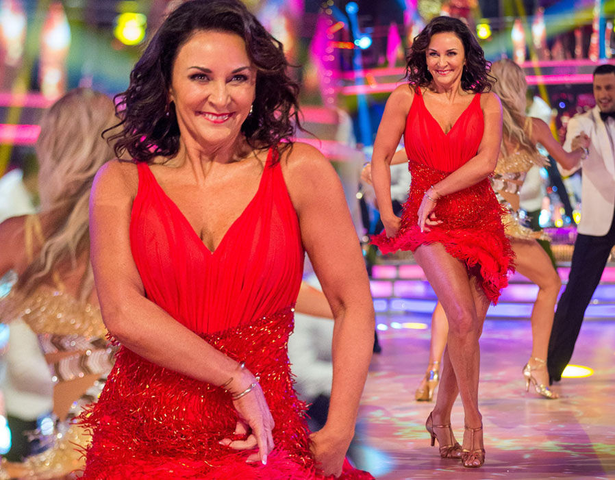 Image result for shirley ballas strictly