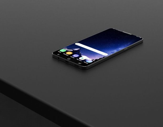 Samsung Galaxy S9 will have a curved OLED display and dual rear cameras