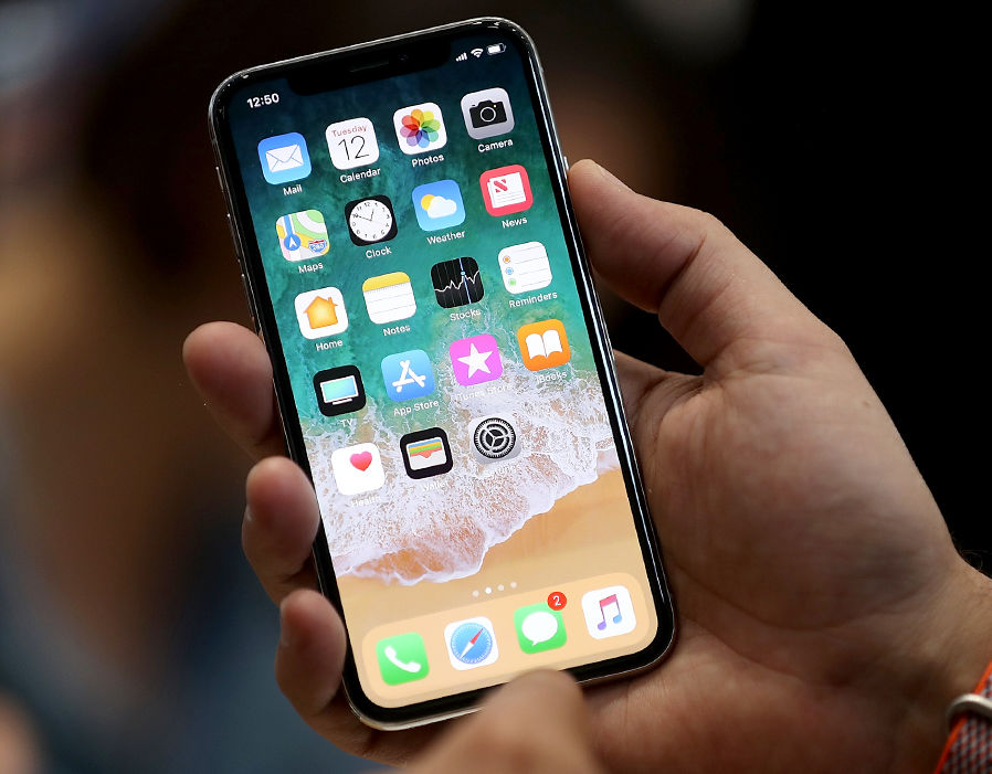 iPhone X is the top-of-the-line new iPhone model for 2017