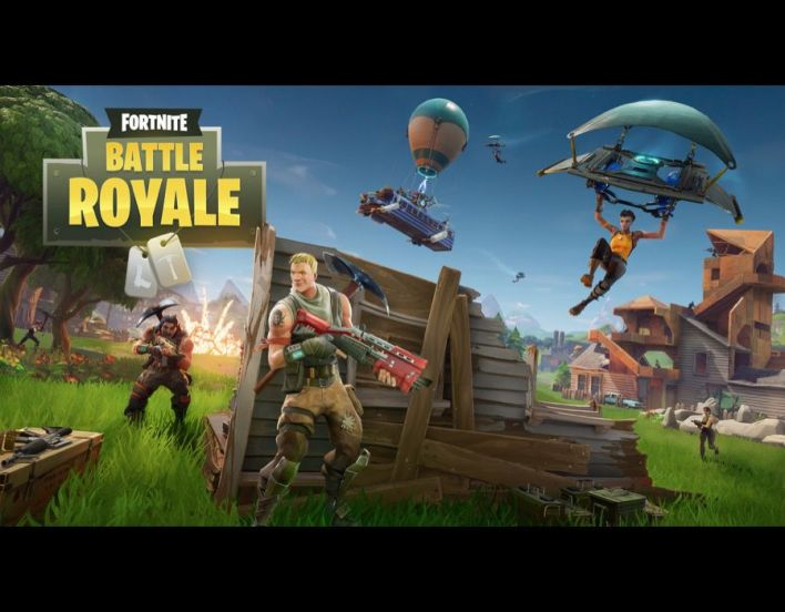 Fortnite update v.1.6.3 brings with it Battle Royale free mode