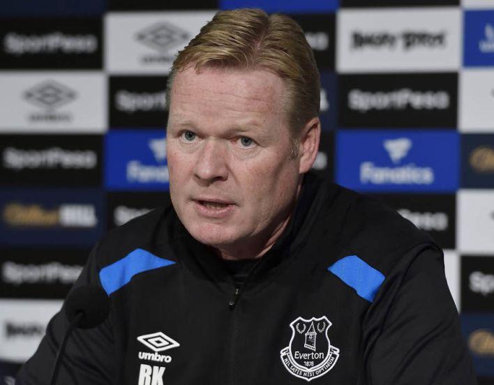 Everton next manager odds Ronald Koeman