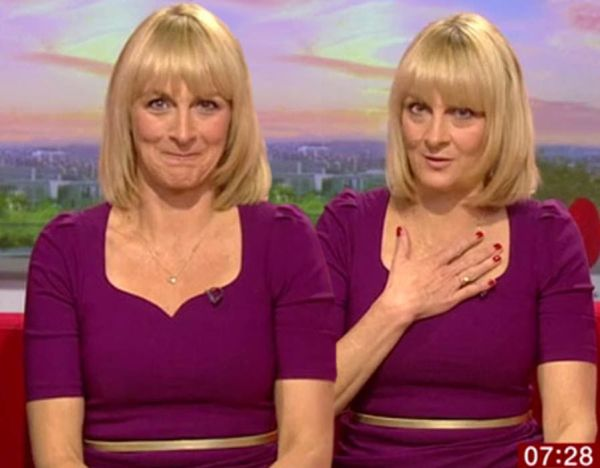 BBC News: Louise Minchin forced to apologise after she ...