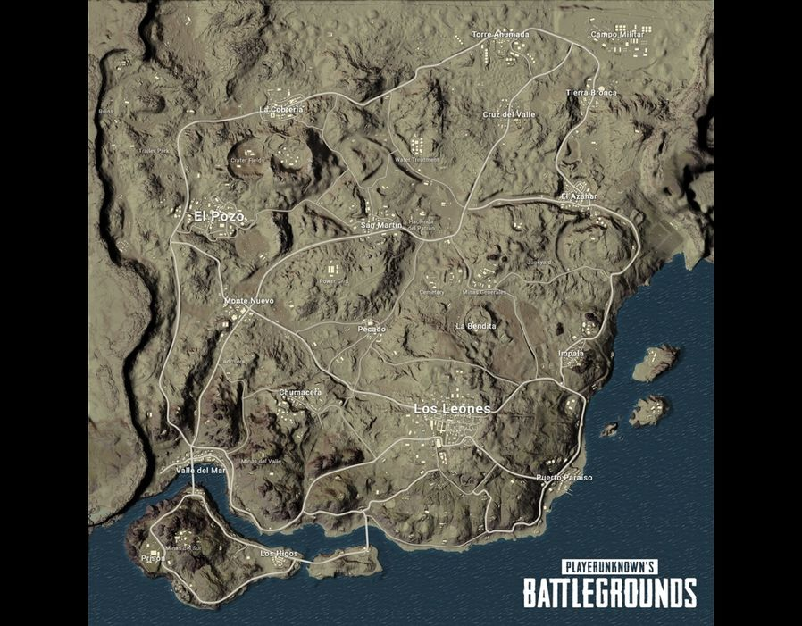 PUBG Xbox One Miramar map release date LIVE   Launch time  update     BATTLEGROUNDS fans will be able to check out the Desert map on the test  servers soon