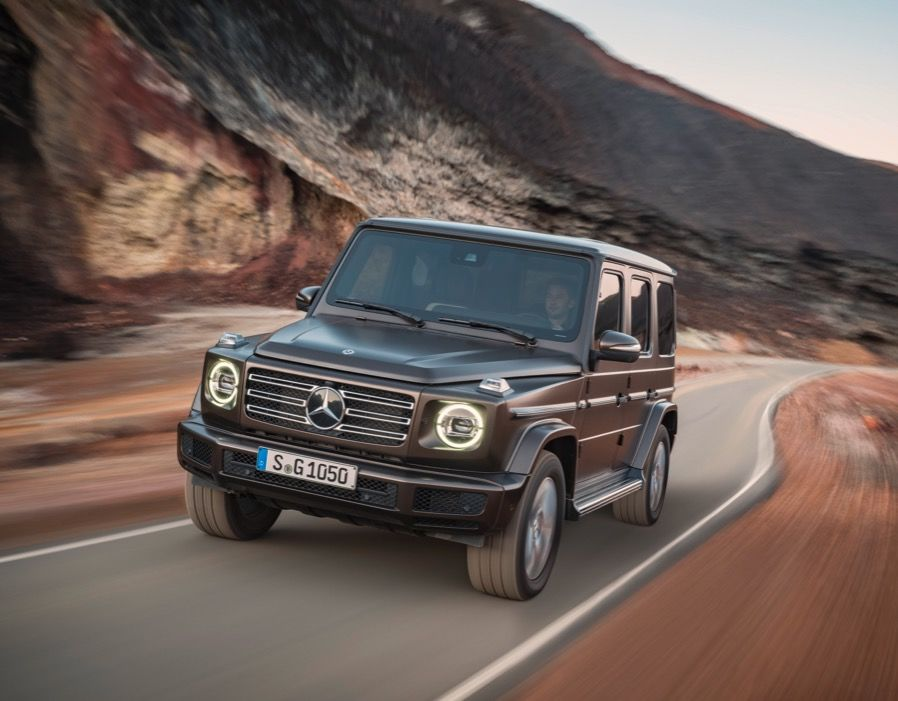 Mercedes AMG G63 2018 REVIEW: Road test, UK price, specs and performance | Cars | Life & Style 329467