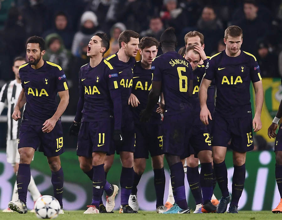 Tottenham Hotspur  Juventus 2 – Tottenham 2: Eriksen free-kick ensures Spurs complete two-goal comeback | Football | Sport 340268