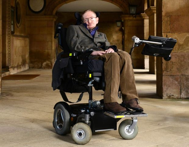 World renowned physicist Stephen Hawking has died age 76