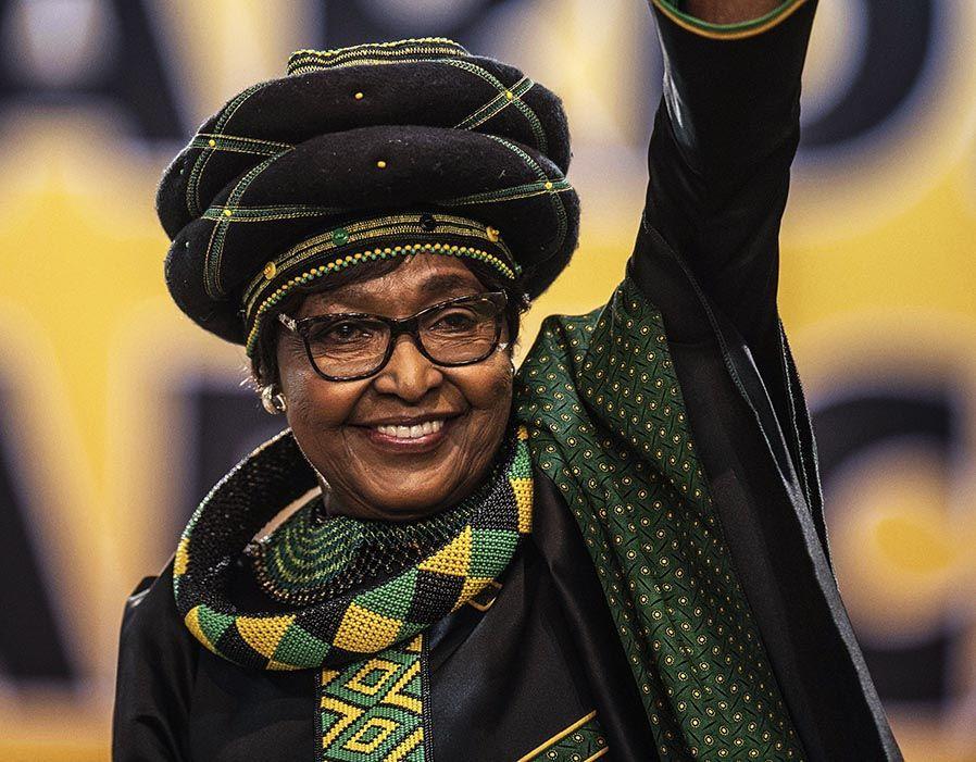 Anti-apartheid campaigner Winnie Madikizela-Mandela dies aged 81 in April 2018