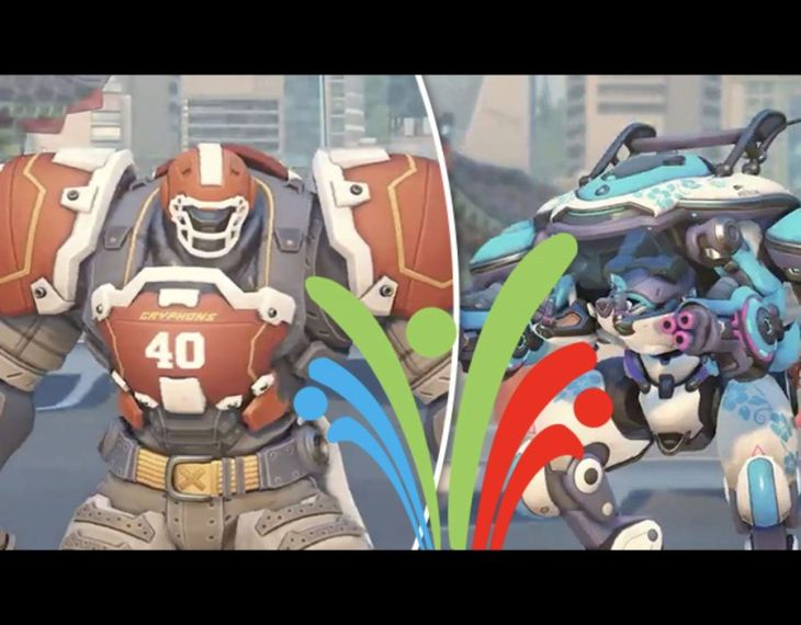 Overwatch Summer Games 2018   New and Returning Skins   Pictures     Overwatch Summer Games 2018   New and Returning Skins
