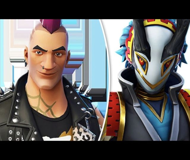 Fortnite Update   Leaked Skins Have Been Discovered By Hardcore Fans