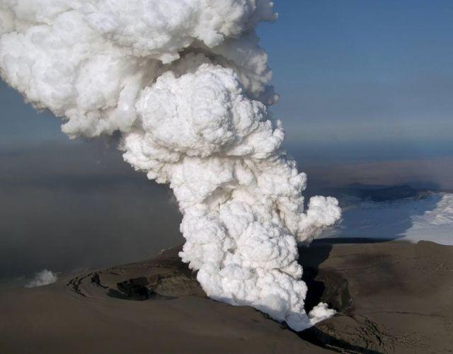 Icelandic ash cloud