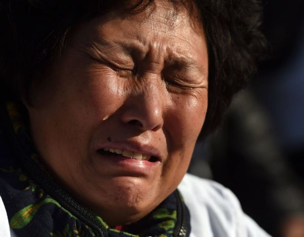 Malaysia Flight MH370 Remembered.