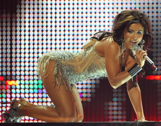 Ani Lorak of Ukraine