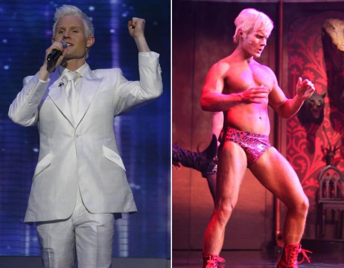 Since appearing in the 2007 series of the X Factor, Rhydian has recorded five studio albums, and played the role of Pontius Pilot in the musical, Jesus Christ Superstar