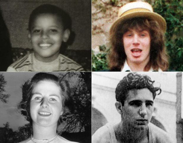 Can you guess these World leaders?