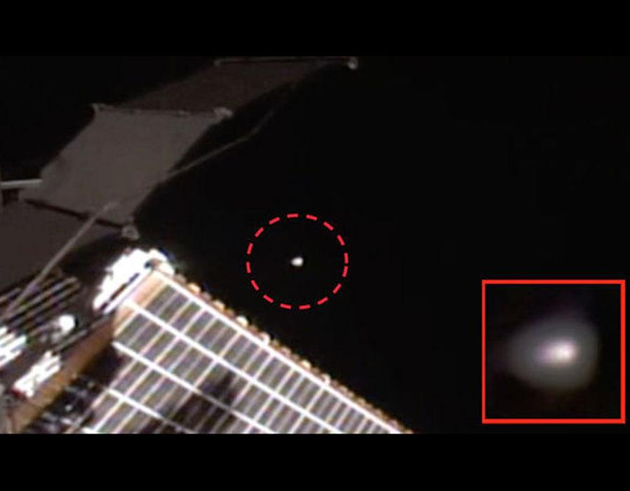 ISS Nasa live cam