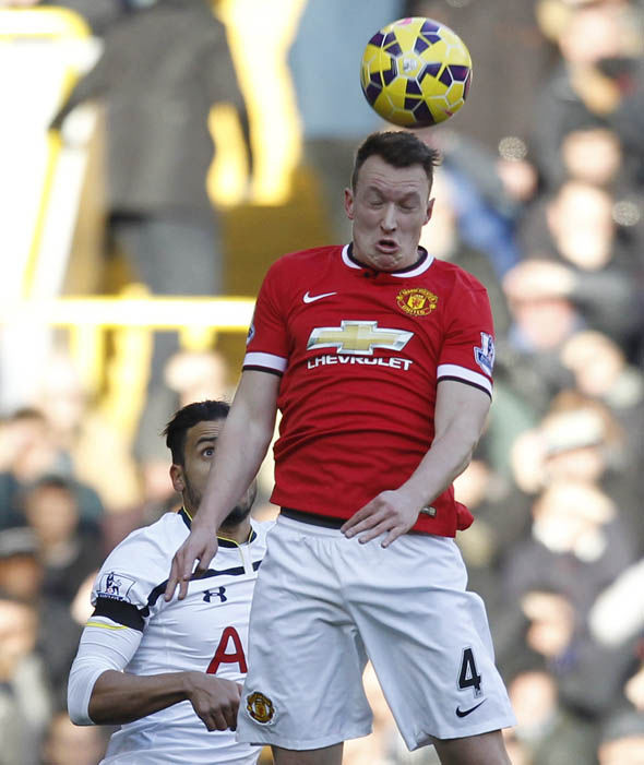 Manchester United Phil Jones