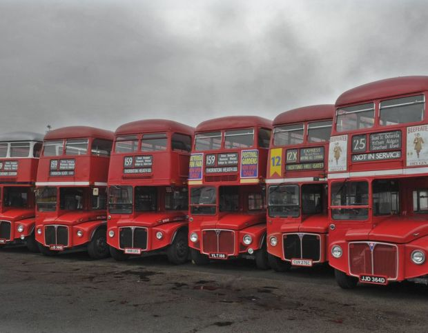 Celebrating the London Routemaster