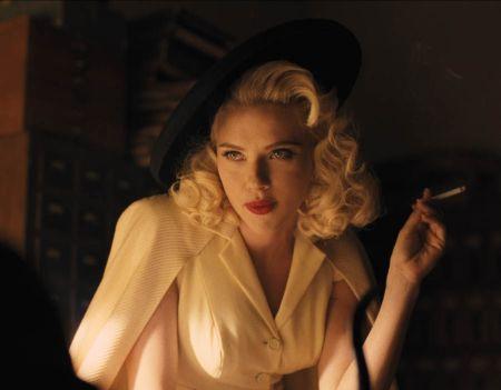 Scarlett Johansson is de grootste actrice van 2016