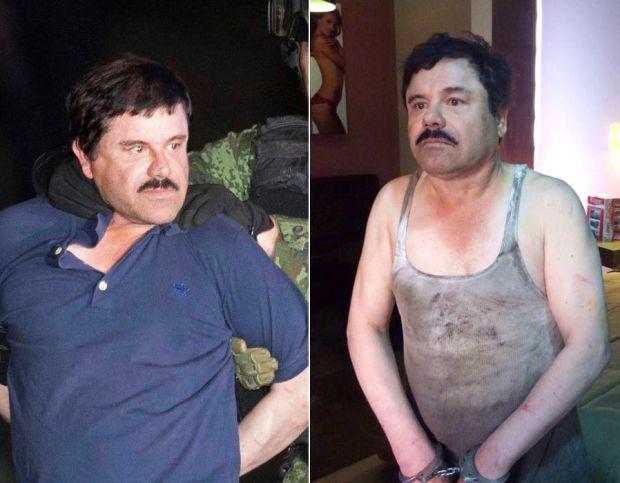 Joaquin 'El Chapo' Guzman recaptured