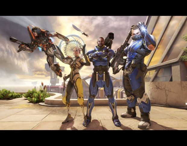 Lawbreakers PS4 and PC review gallery