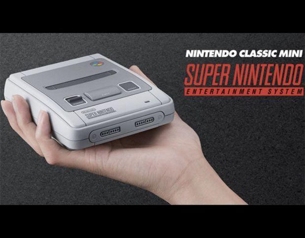 Nintendo Classic Mini SNES Games List