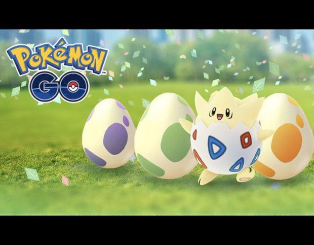 Pokemon Go Easter Eggstravaganza