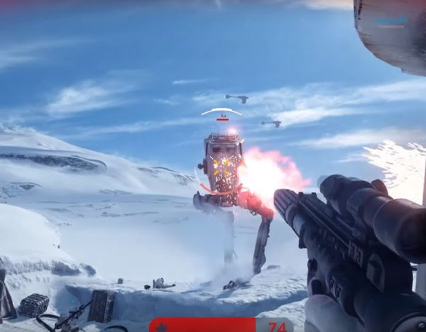 Star Wars Battlefront PS4, Xbox One Update - Movie key to ...