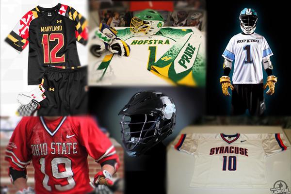 Lacrosse Maryland Uniforms Under Armour