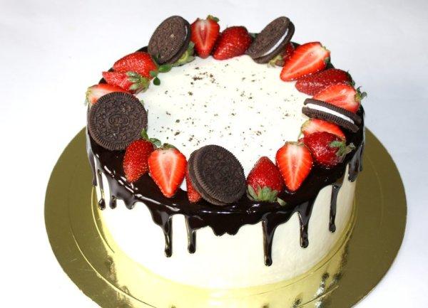 Как украсить торт в домашних условиях – Психологические тесты