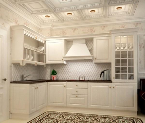 Фартук на кухню-стекло или плитка? - запись пользователя ...