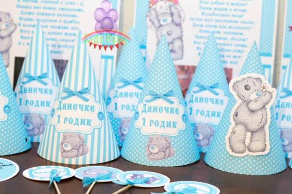 День рождения с мишками Тедди — 27 ответов на Babyblog