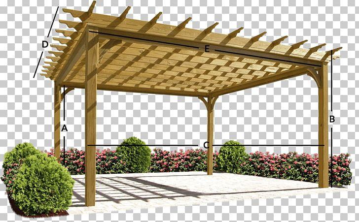 pergola gazebo wood deck patio png