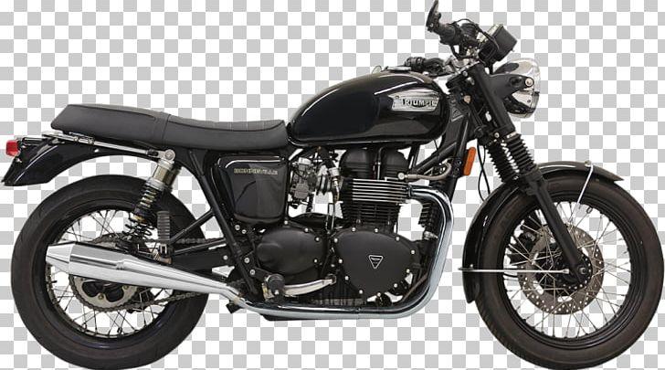 triumph motorcycles ltd exhaust system