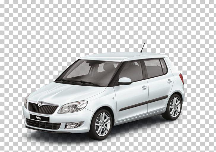 škoda Fabia Ii škoda Auto Car Renault Png Clipart