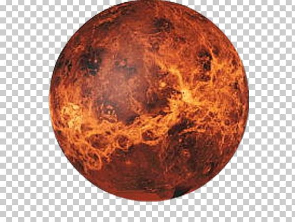 NASA Venus Planet Solar System Kepler Spacecraft PNG ...