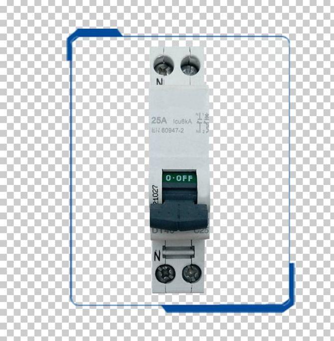 circuit breaker electrical network wiring diagram contactor