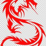 Sleeve Tattoo Dragon Cover Up Png Clipart Animal Art Artwork Black And White Chinese Lantern Free