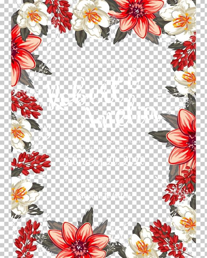 Wedding Invitation Seijūrō Akashi Flower Paper Png Clipart