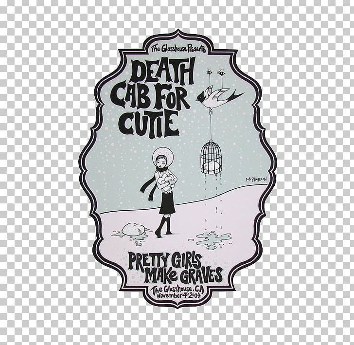 death cab for cutie poster lonely heart