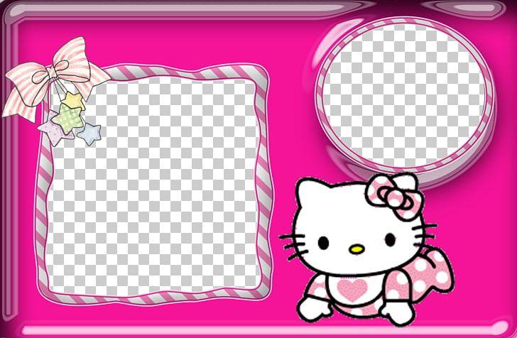 hello kitty birthday convite