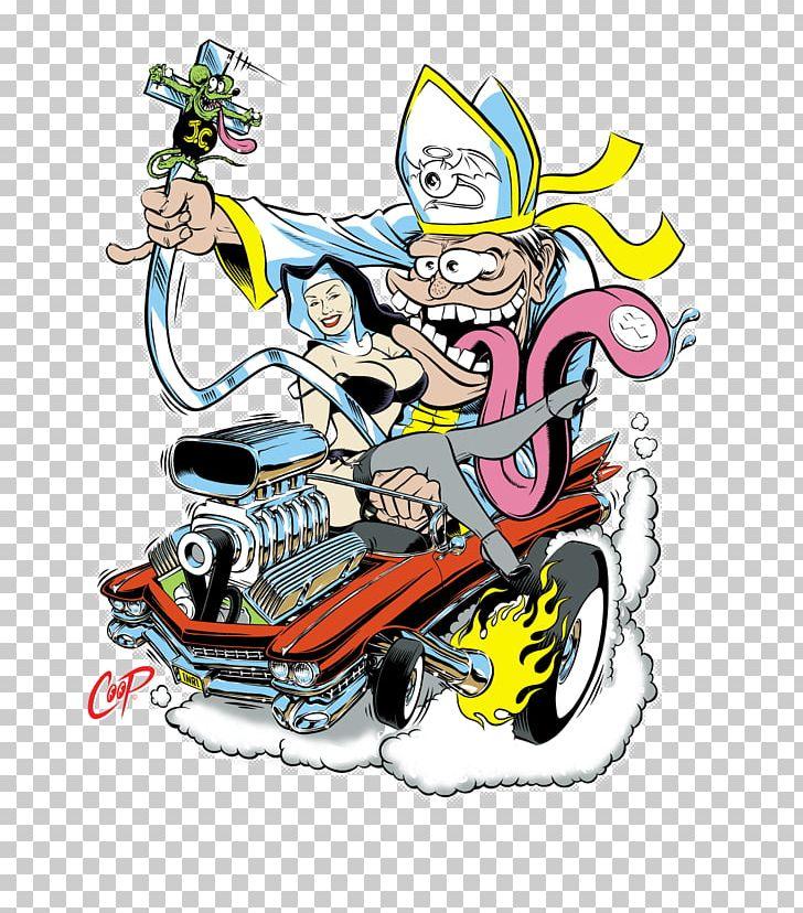 rat fink hot rod poster art rat rod png