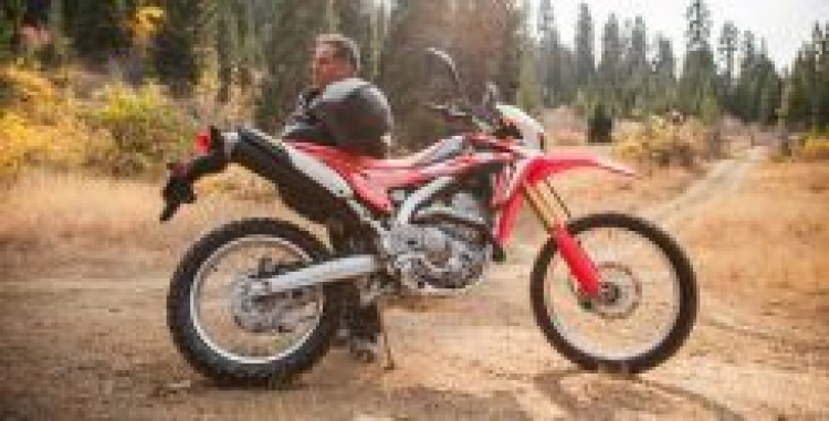 2017 New Honda Crf250l Scrambler Rally
