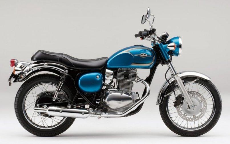Kawasaki India Bike 175cc Jidimotorco