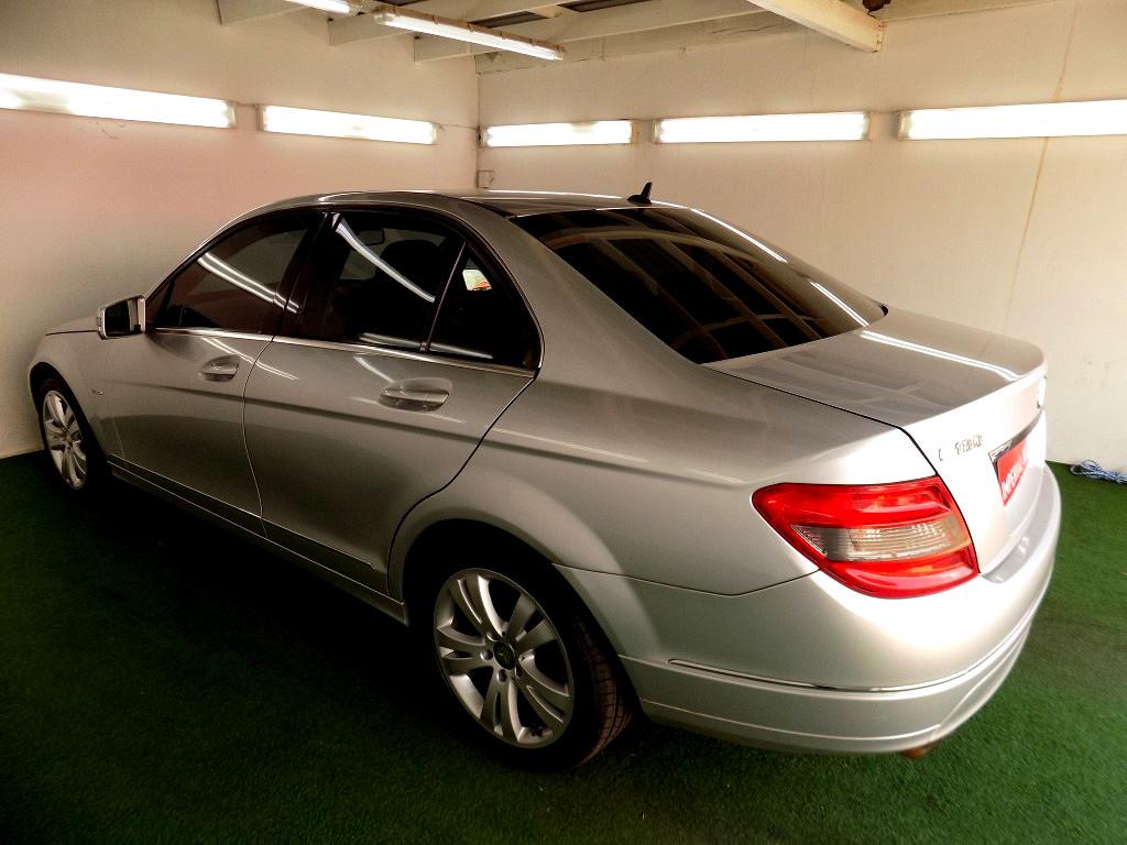 Mercedes Benz C180 Cgi Avantgarde At Imperial Select