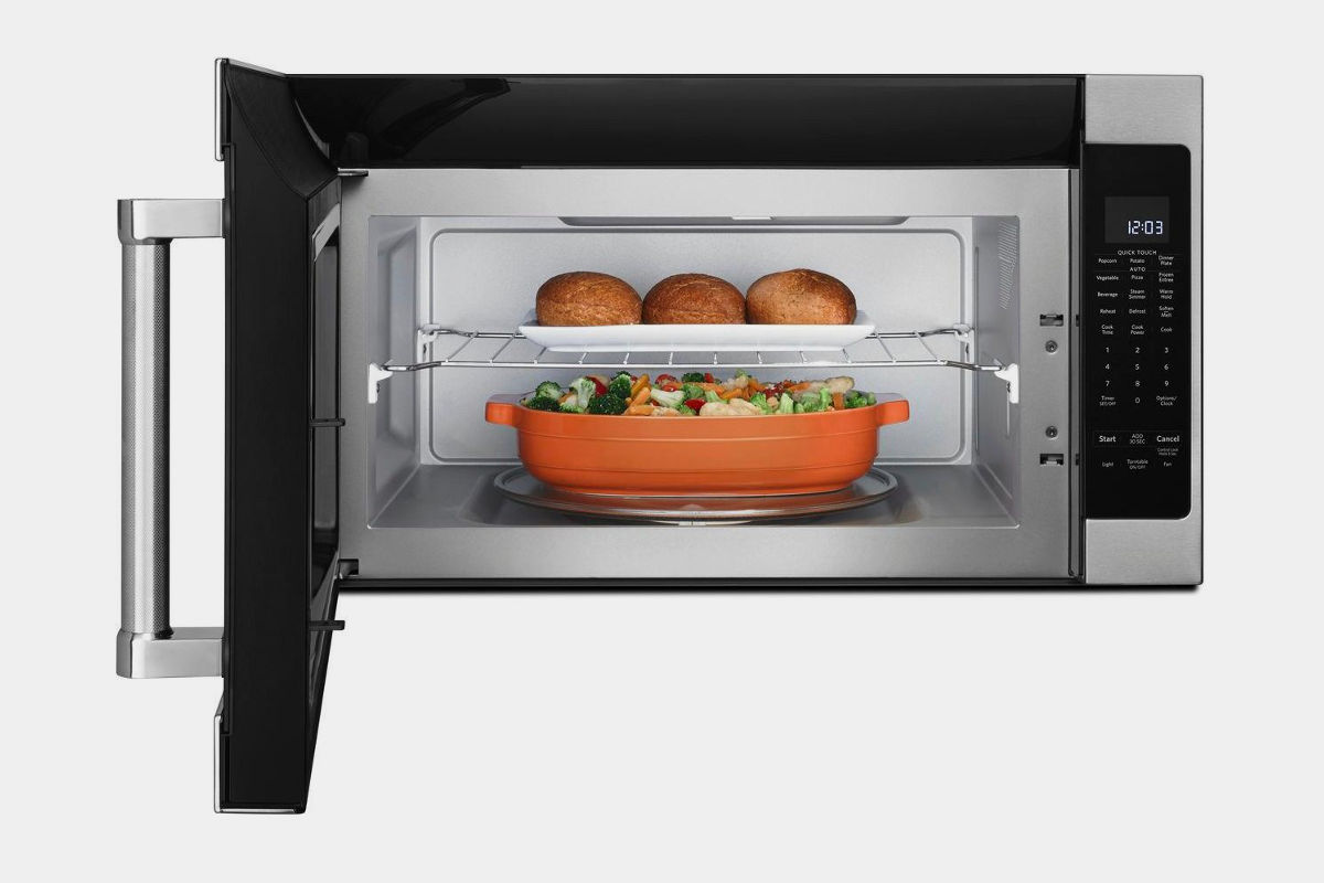 the 10 best over the range microwaves
